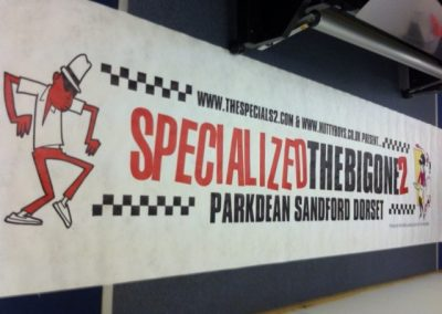 Tyvek Banners