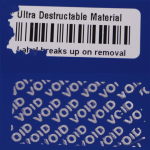Ultra Destructible Material